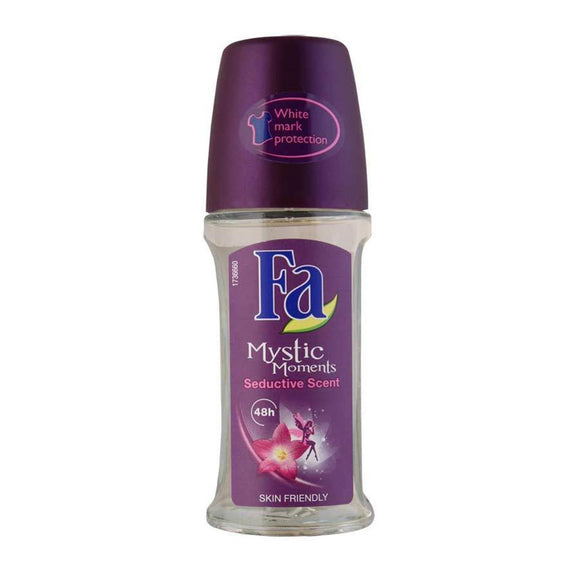 Fa Deodorant Mystic Moments Roll On - 50 Ml