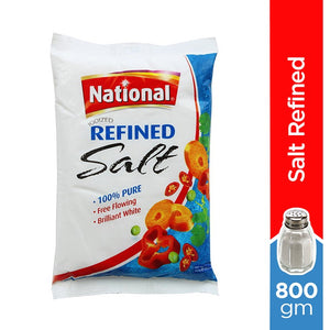 National Refined Salt 800gm (4613076287573)