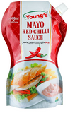 Young's Mayo Red Chilli 500ml (4611890741333)
