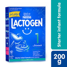 Nestle Lactogen 1 200 GM (4735339167829)