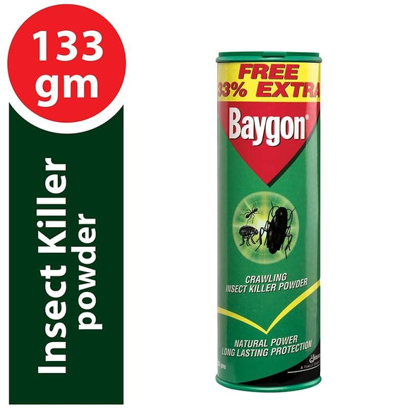 Baygon Powder Insect Killer - 133gm (4611924688981)