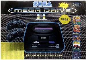Sega Mega Drive 2 Video Game with Console 16 Bit Retro Handheld Game Player 5 Games Inside (4634963411029)