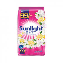 Sunlight Detergent Pink Powder 850 GM (4736721944661)