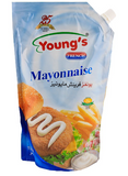 Young's Mayonnaise 1Ltr Pouch (4611891429461)
