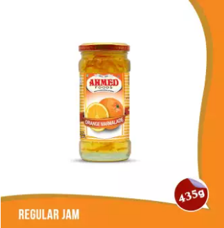Ahmed Orange Marmalade 435gm
