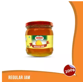 Ahmed Mango Jam 200gm (4629600632917)