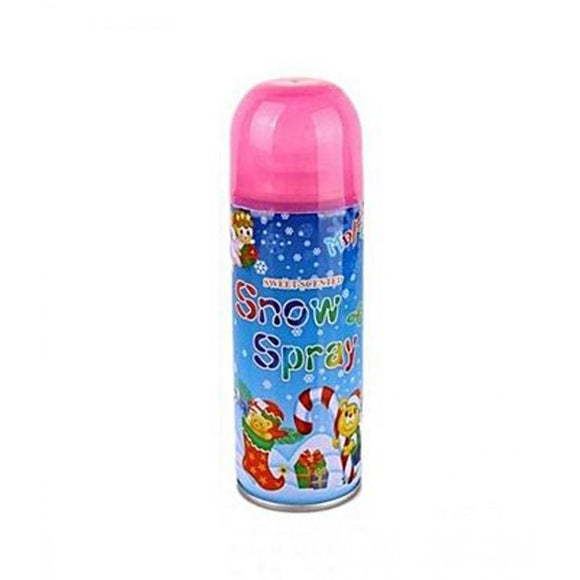 Snow Spray for Happy Birthday and Anniversary Parties