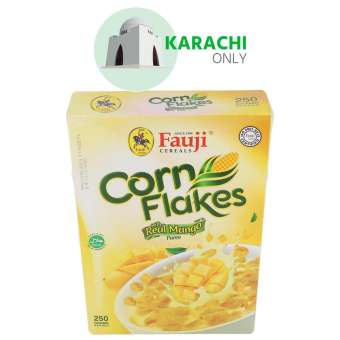 Corn Flakes With Real Mango Puree