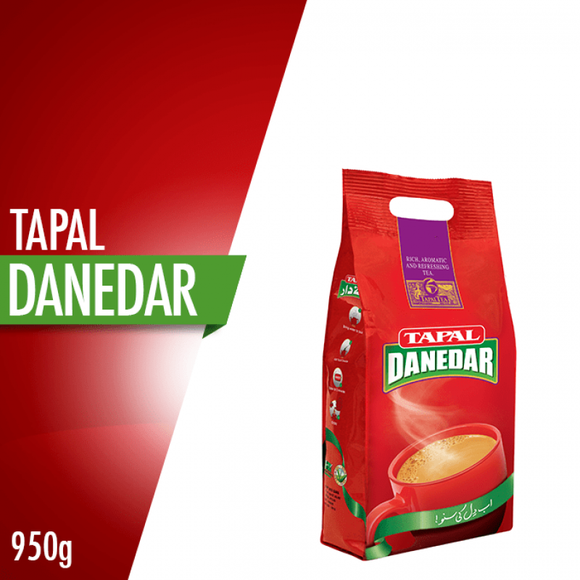 Tapal Danedar Tea Chai Patti  950gm