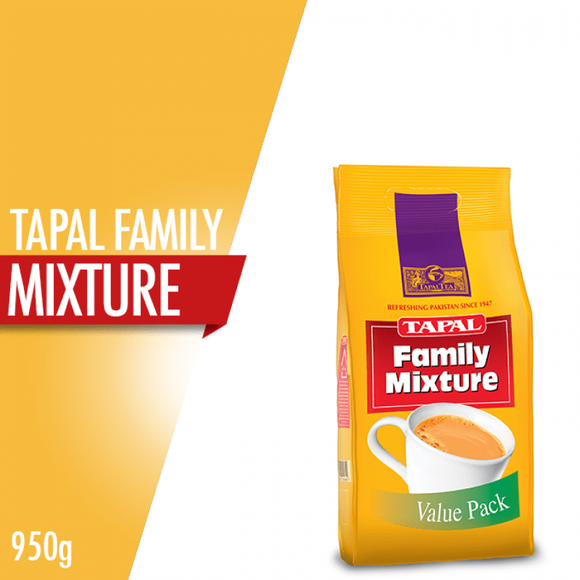 Tapal Family Mixture Tea Chai Patti 950gm (4611863642197)