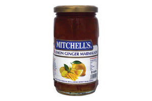 Mitchells Lemon Ginger Marmalade 450gm