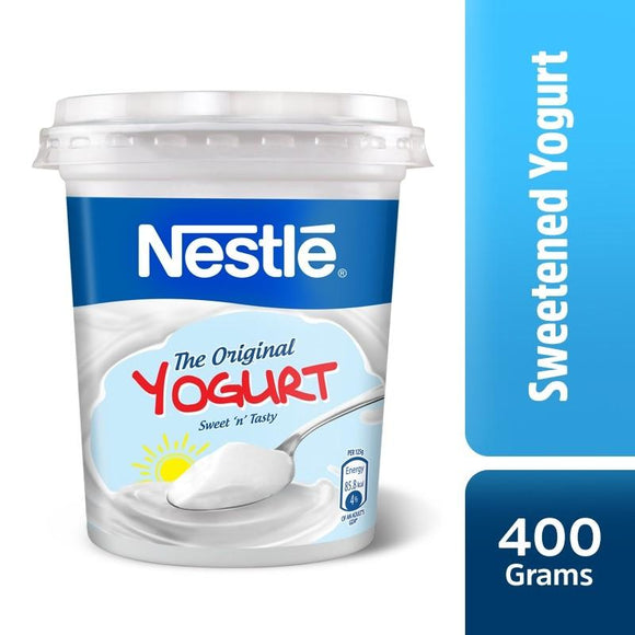 Nestle Yogurt 400gm