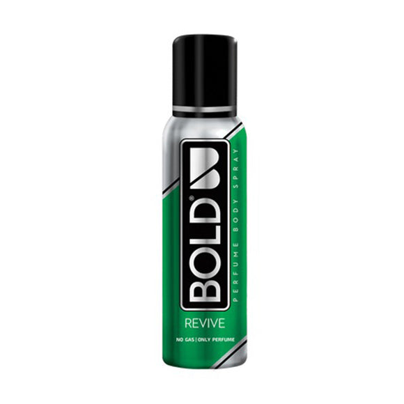 Bold Life Gas Free Body Spray Revive 120ml (4626065948757)