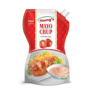 Young's Mayo Chup - 500ml