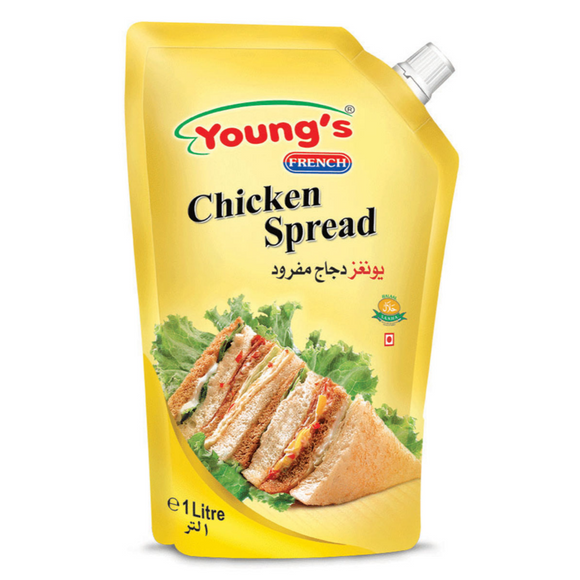 Young's Chicken Spread 1Ltr (4611890479189)