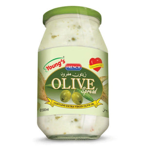 Young's French Olive Spread 300ml (4613409472597)