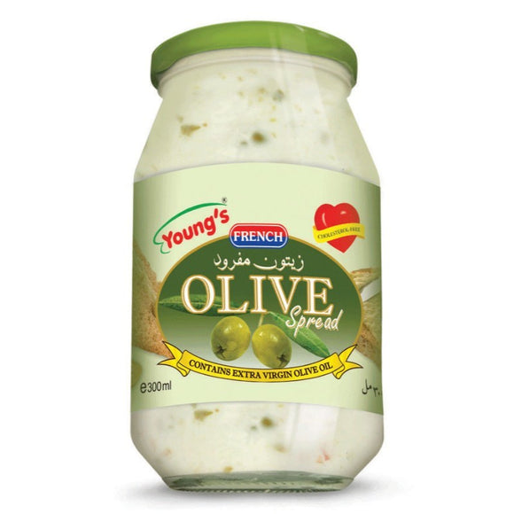 Young's French Olive Spread 300ml