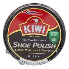 KIWI SHOE POLISH 45ML TWIN PACK