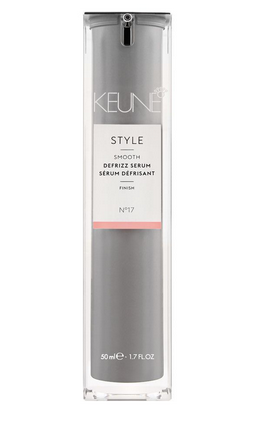 Keune Style Smooth Defrizz Serum, Finish, N-17, 50ml