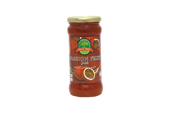 Fruit Tree Passion Fruit Jam 440gm (4638336811093)