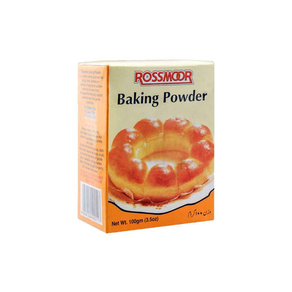 Rossmoor Baking Powder 100gm (4693411594325)