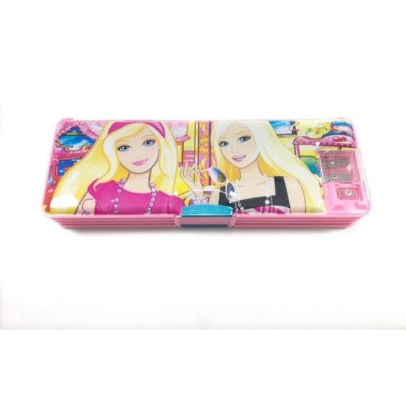 Barbie School Pencil Box (4691991658581)