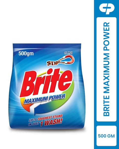 Brite Maximum Power 500gm (4632276959317)