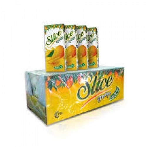 Slice Mango Fruit Drink 200ml x 24 Packs