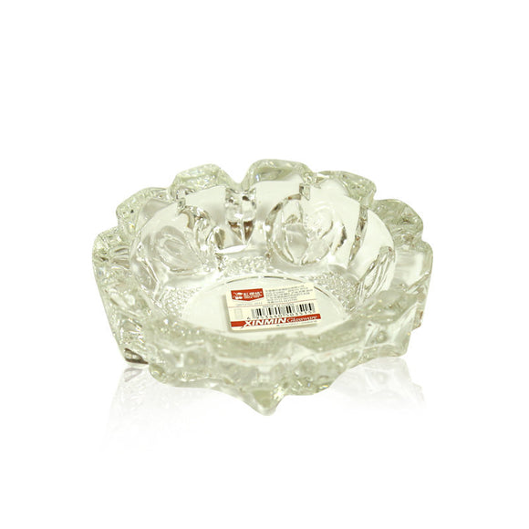 DELI CRYSTAL ASHTRAY YG-1016-3 (4755911540821)