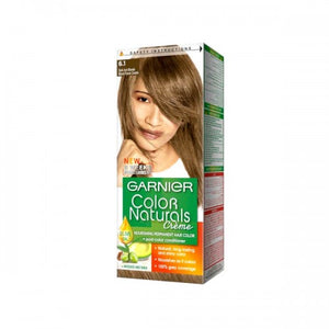 Garnier Color Naturals Hair Color 6.1 Dark Ash Blonde (4627808092245)