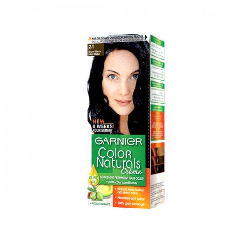 Garnier Color Naturals Hair Color 2.1 40ml (4627931463765)