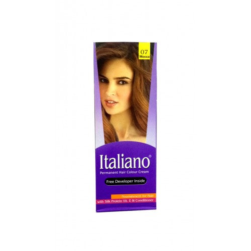 Italiano Hair Color Cream 7 100ml (4627753992277)