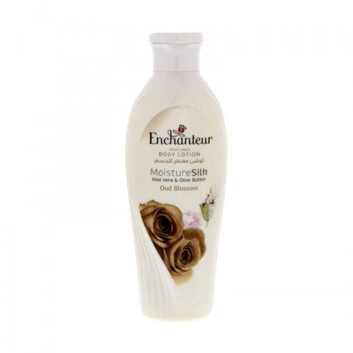 Enchanteur Oud Blossom Moisture Silk Perfumed Body­ Lotion 25ml