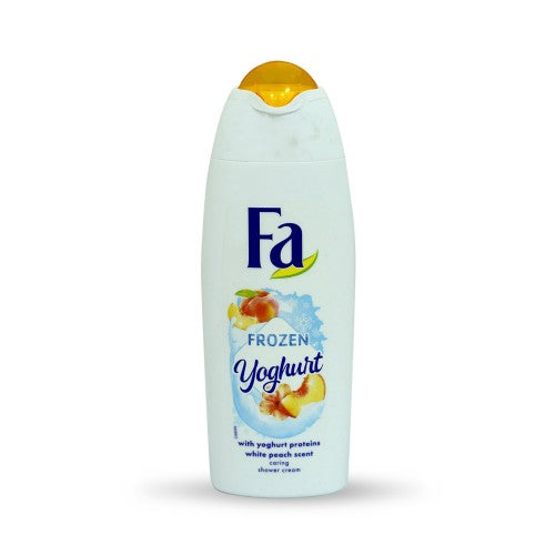 FA FROZEN YOGHURT WHITE PEACH SCENT SHOWER GEL 250ML (4627656867925)
