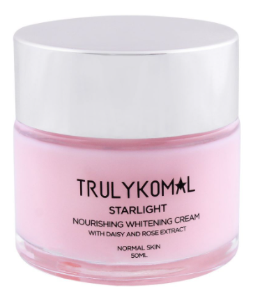 Truly Komal Starlight Nourishing Whitening Cream, 50ML (4761509658709)