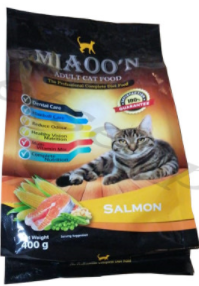 MIAOO'N Dry Cat Food Salmon 400G (4817711595605)