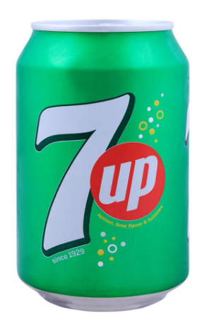 7UP Can (Local) 300ml (4804290510933)