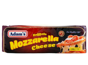Adam's Mozzarella Cheese 2 Kg (4636447801429)