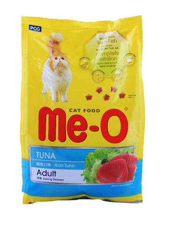 Me-O Tuna Adult Cat Food 1.2 KG (4808999993429)