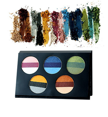 Color Studio Metal Eyes Eyeshadow Palette
