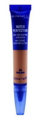 Rimmel Match Perfection Skin Tone Adapting Concealer, 050 True Beige, 7ml