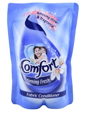 Comfort Morning Fresh Fabric Conditioner 400ml Pouch (4805904007253)
