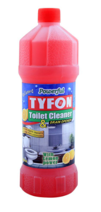 Tyfon Toilet Cleaner & Drain Opener 550ml (4807128318037)