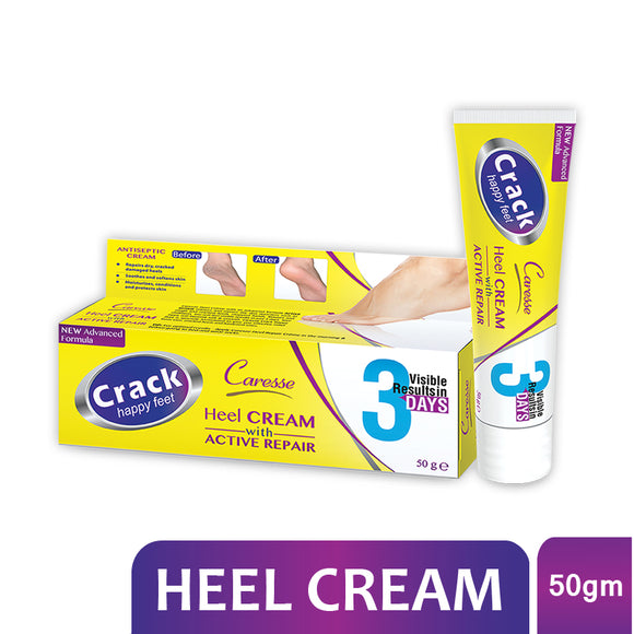 Caresse Heel Repair Crème 50gm (4834489794645)