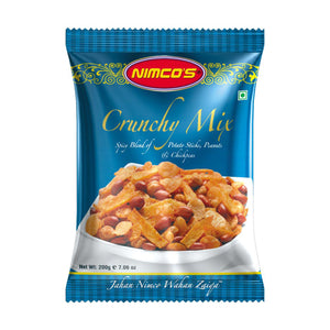 Nimcos Crunchy Mix 200gm (4629800058965)