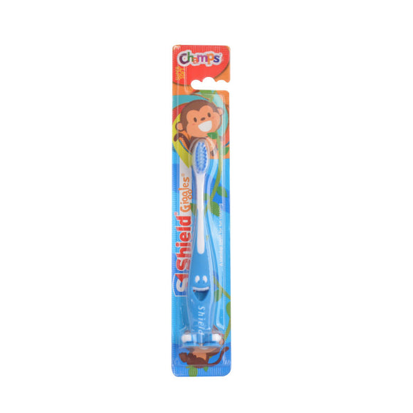 Shield Giggles Kids Toothbrush 1 Piece (4625915281493)