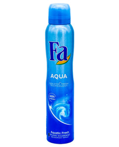 Fa Aqua Aquatic Fresh Body Spray 200ml