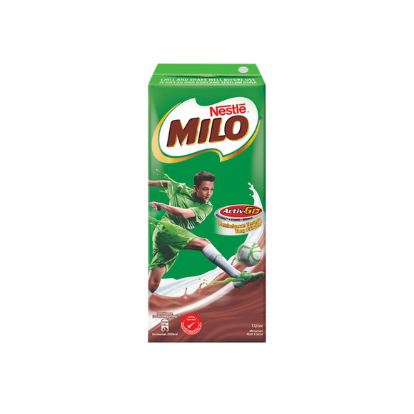 Nestle Milo Milk Chocolate 180ML