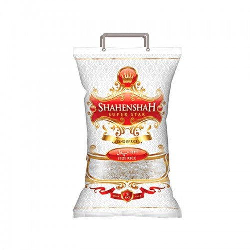 SHAHENSHAH SUPER STAR RICE 5KG (4737548419157)