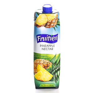 Fruitien Pineapple Nectar Juice 1 Litre